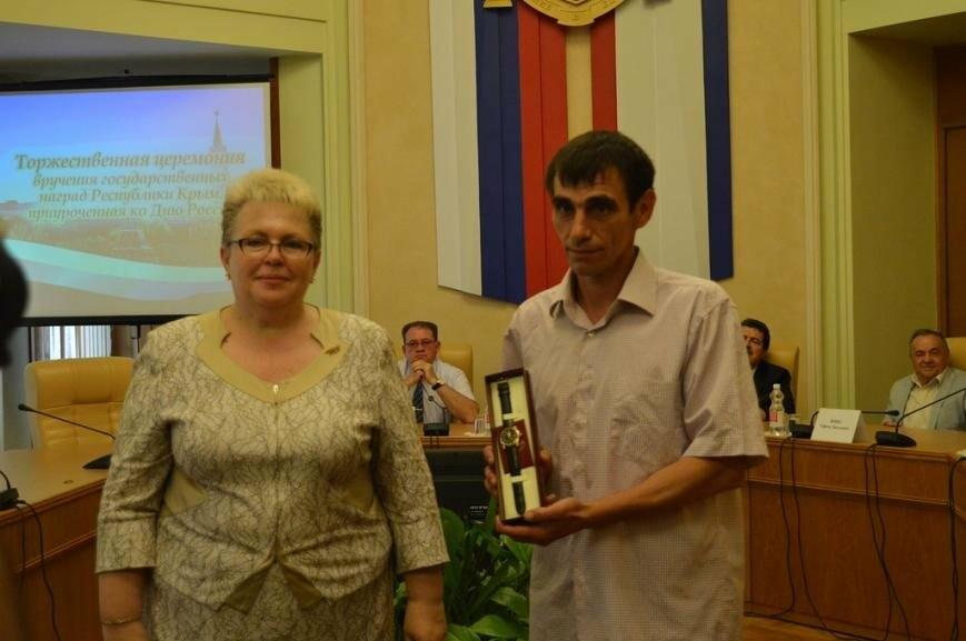 Заслуги ялтинца Анатолия Кропалева отметили  именными часами, фото-1