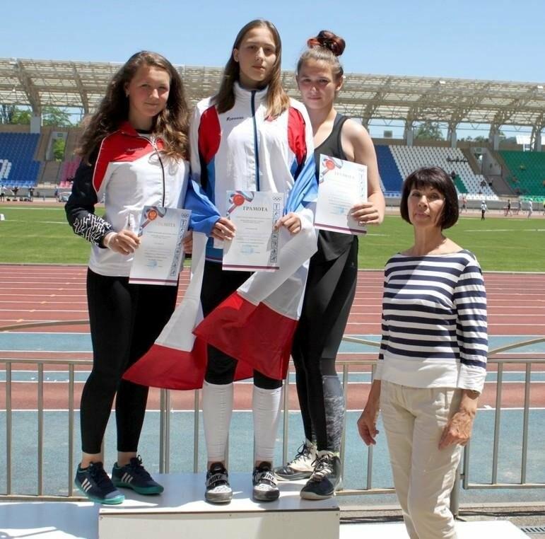 Ялтинцы успешно представили Крым на отборочном этапе Спартакиады учащихся России, фото-3