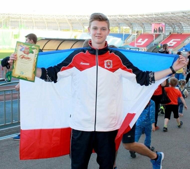 Ялтинцы успешно представили Крым на отборочном этапе Спартакиады учащихся России, фото-2