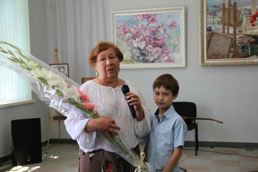 Воронцовский дворец открыл выставку почетного гражданина Ялты Валентины Цветковой, фото-2