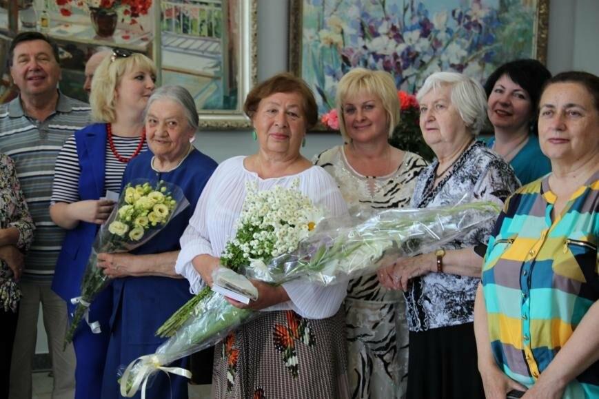 Воронцовский дворец открыл выставку почетного гражданина Ялты Валентины Цветковой, фото-4