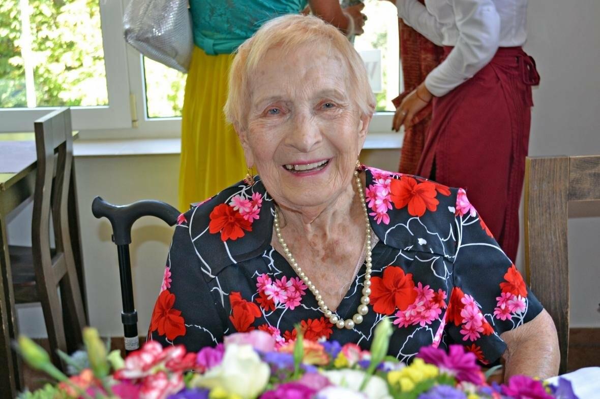 Почетный житель Алупки Магдалина Исина отпраздновала 90-летний юбилей, фото-1