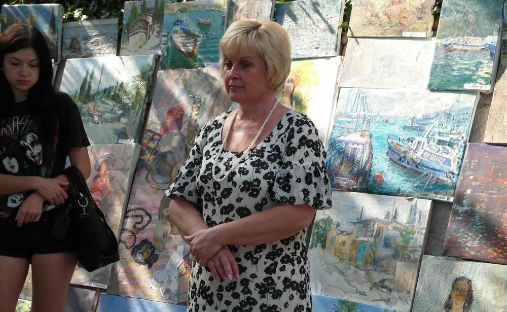 В Алупке провели ежегодную выставку под открытым небом, фото-2