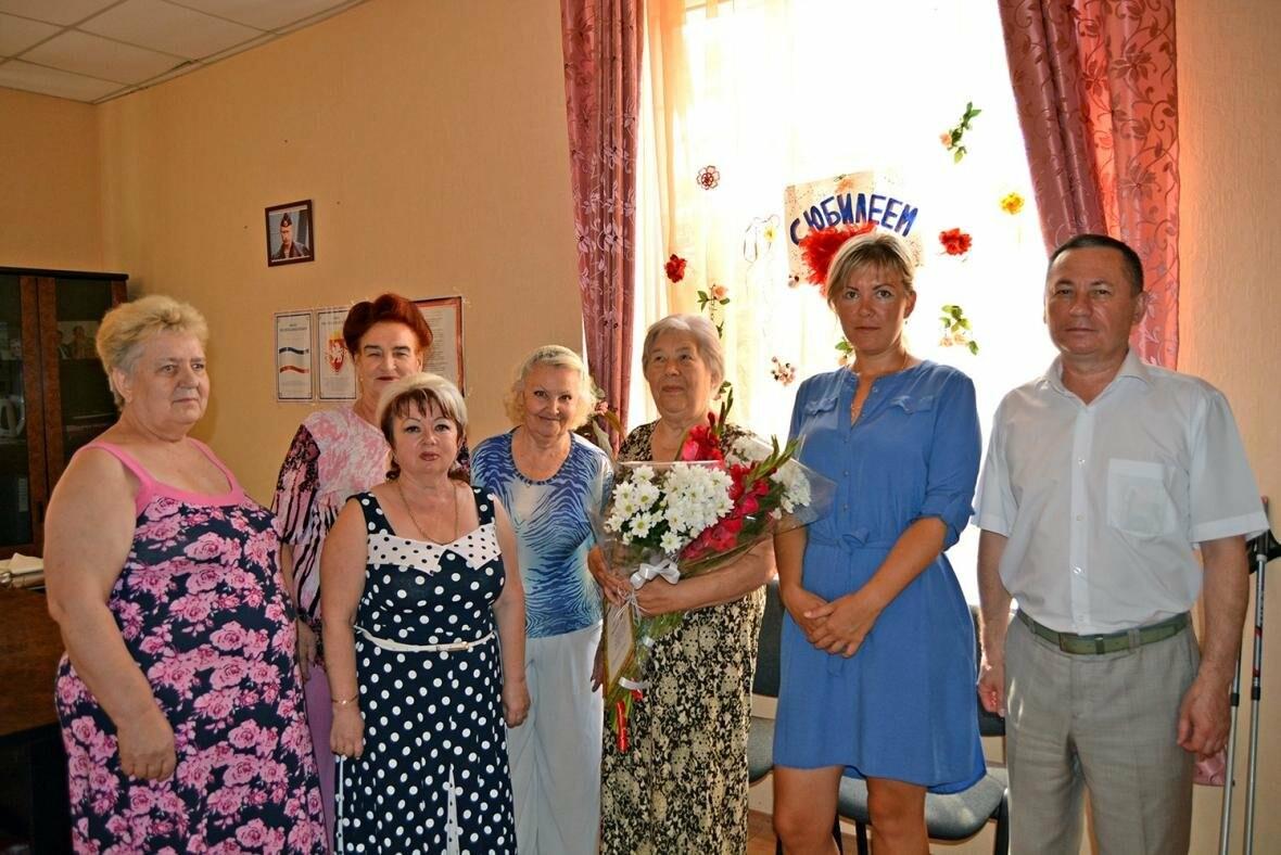 Жительницу Кореиза Зинаиду Гордеевну Нестеренко поздравили с 80-летним юбилеем, фото-1