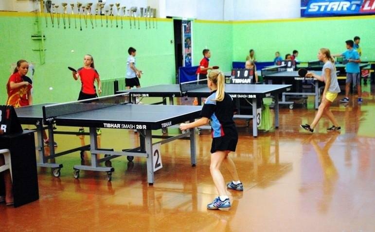 В Ялте стартовал традиционный турнир по настольному теннису ко Дню города, фото-1