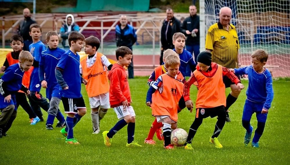 Ялту в детском чемпионате Крыма по футболу представят только самые младшие, фото-1