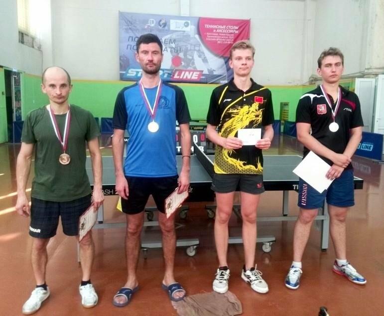 В Ялте ко Дню города прошел традиционный турнир по настольному теннису, фото-2