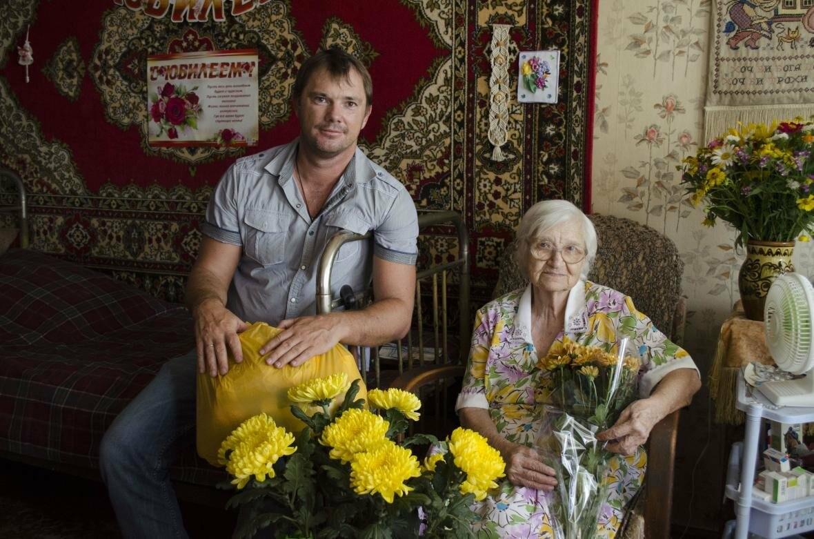 90-летний юбилей отметила жительница посёлка Никита Тамара Попова, фото-1