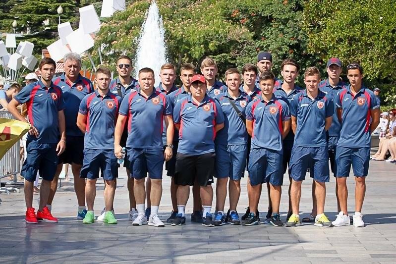 Ялтинцам представили обновленный ФК «Рубин Ялта», фото-1