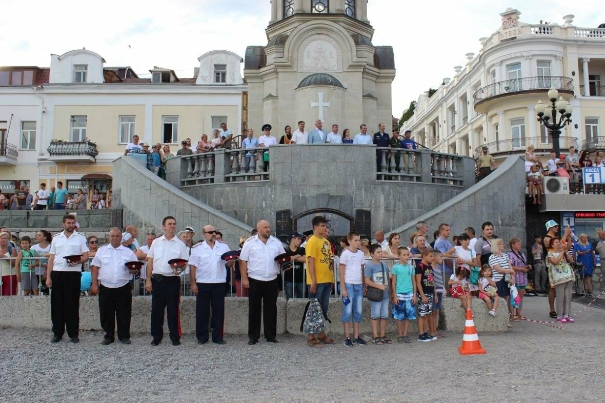 В Ялте  отметили 90-летие ДОСААФ России, фото-1