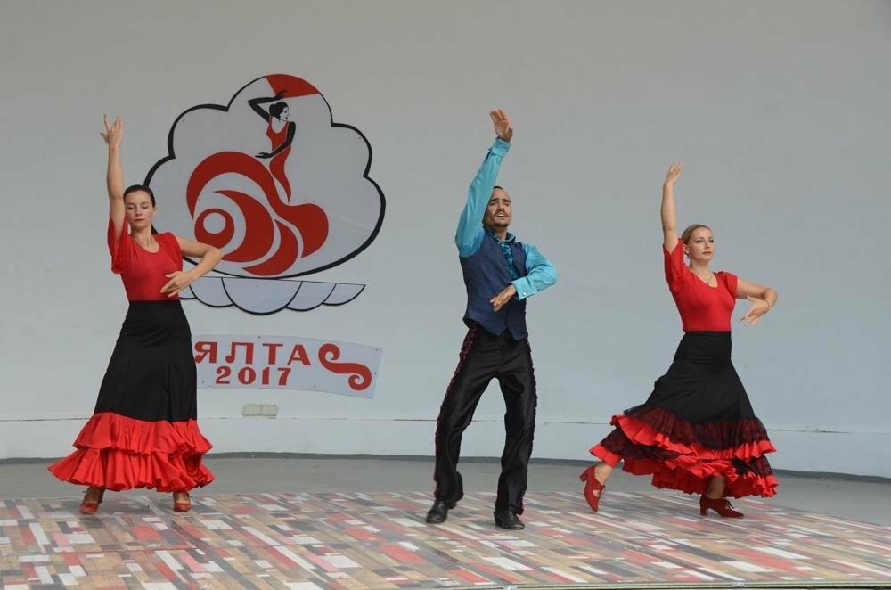 В НБС завершился фестиваль  фламенко, фото-1