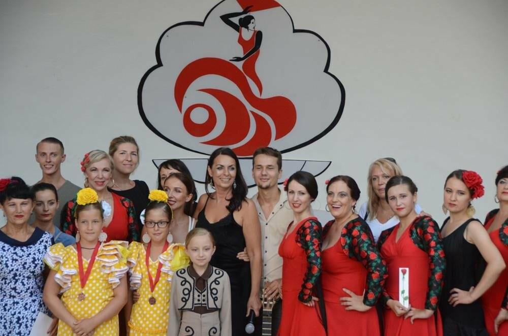 В НБС завершился фестиваль  фламенко, фото-2