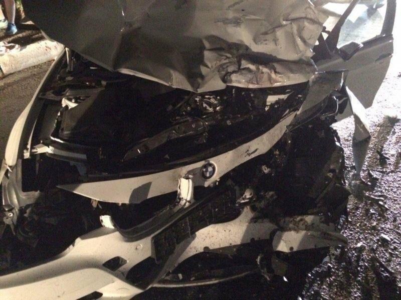 Младенец пострадал в аварии с участием легковушки и внедорожника в Ялте, фото-1