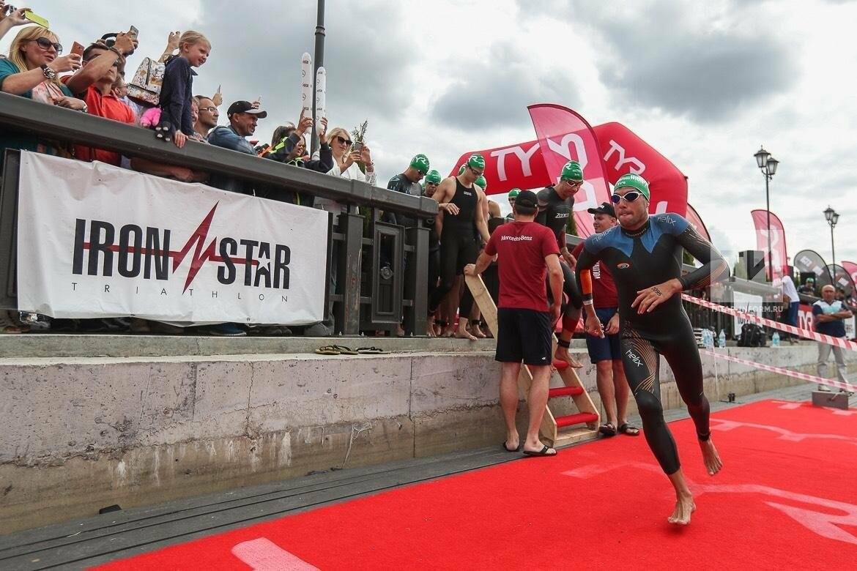 Триатлет из Ялты стал серебряным призером IRONSTAR KAZAN-2017 , фото-1