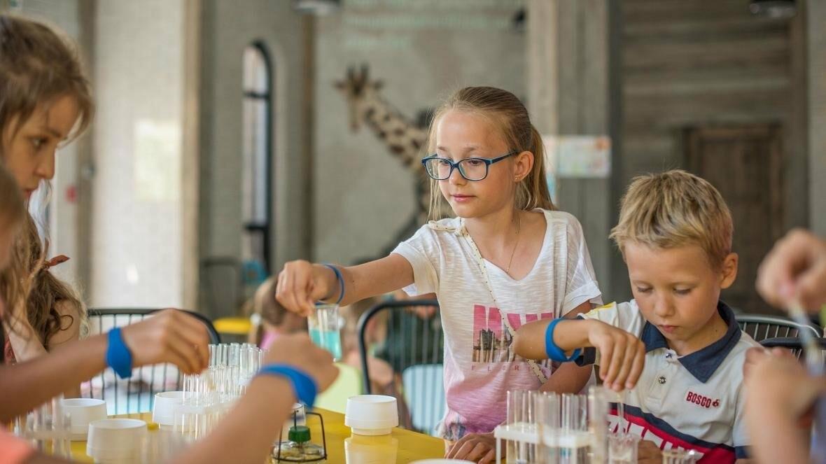 В сентябре отель «Ялта-Интурист» открывает Детский центр «Умка»  для крымчан, фото-1