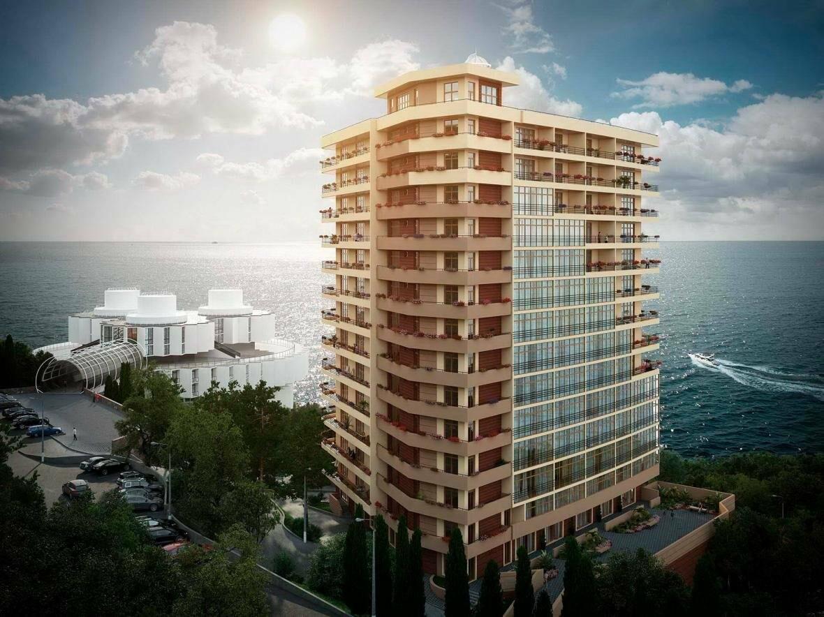 В Ливадии вместо гостиницы планируют незаконно возвести многоэтажный комплекс, - Александр Спиридонов, фото-1