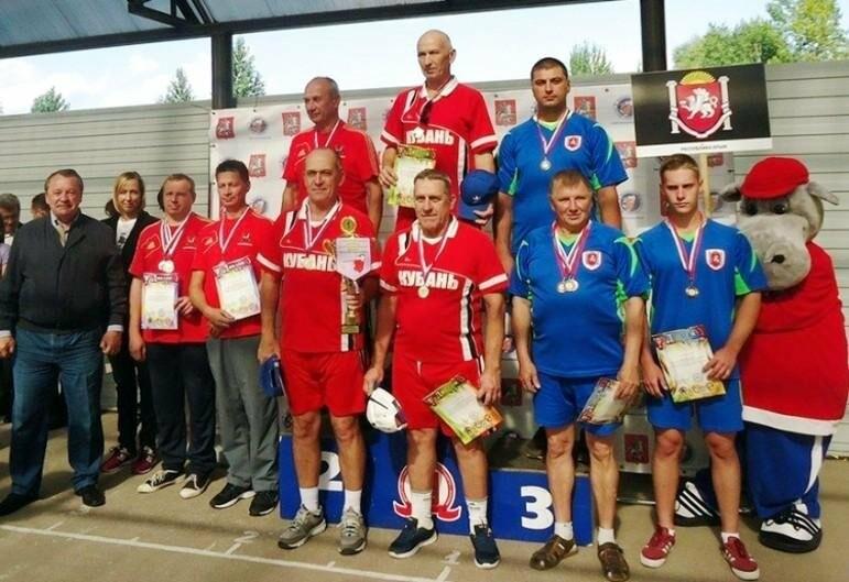 Ялтинский «городошник» Александр Бабич вновь стал чемпионом мира, фото-2