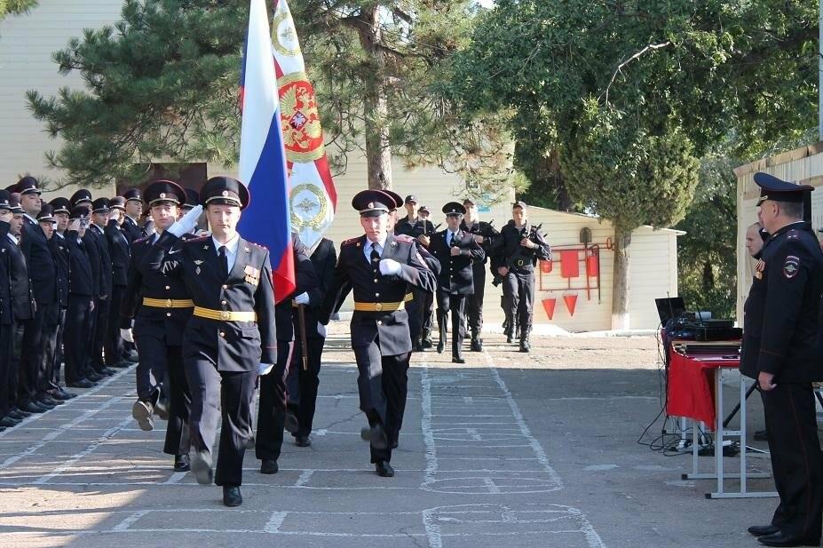 В Гаспре отметили 51-ю годовщину основания специальных моторизированных воинских частей, фото-2