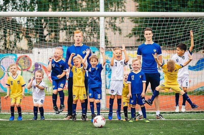 На этой неделе в Ялте откроется филиал международной футбольной школы для детей «Юниор», фото-1