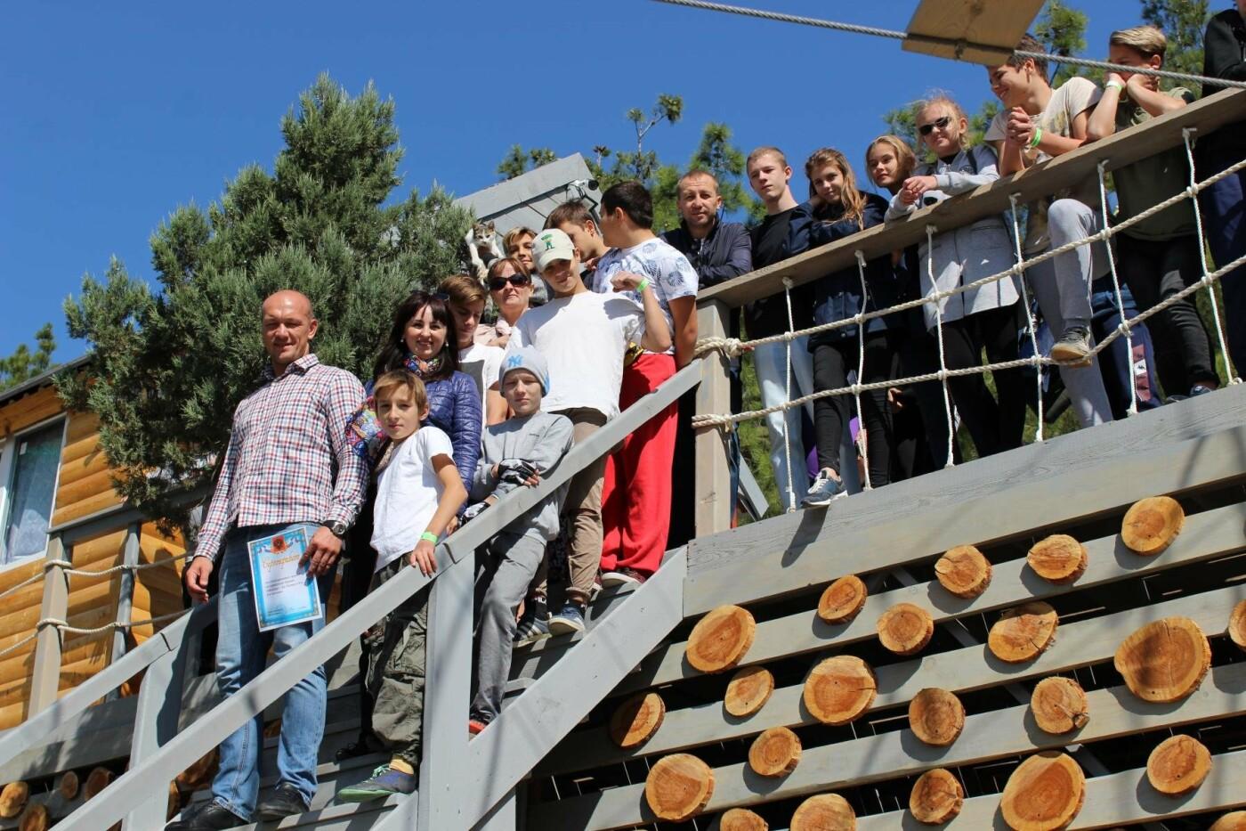 Молодежный слет, посвященный Всемирному Дню туризма провели в Ялте, фото-2