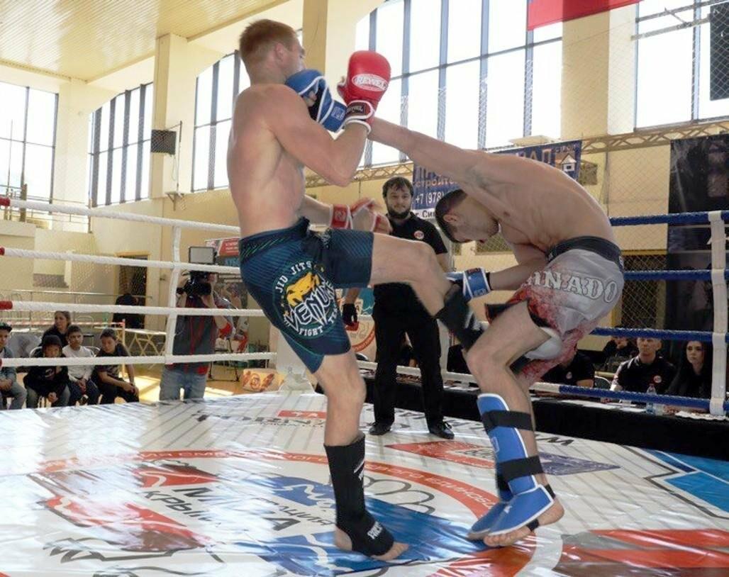 Ялтинские бойцы успешно выступили на Кубке Крыма по ММА, фото-1