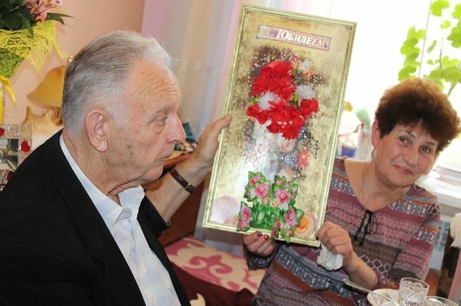 Гаспринка Марина Кобец отпраздновала 80-летний юбилей, фото-2