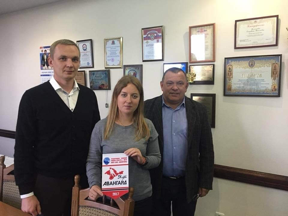 Министр спорта Крыма поддержит ялтинских фигуристов и хоккеистов, фото-1