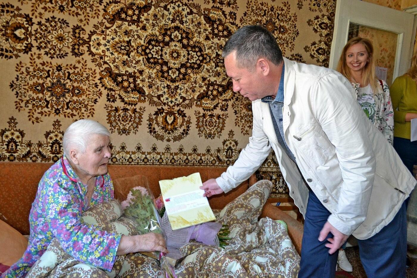 Жительница Кореиза Екатерина Андрющенко отметила 90-летний юбилей, фото-3
