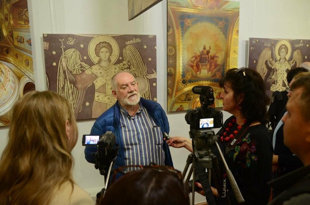 Выставка академика Евгения Максимова в Никитском саду в Ялте продлится до 24 октября, фото-4