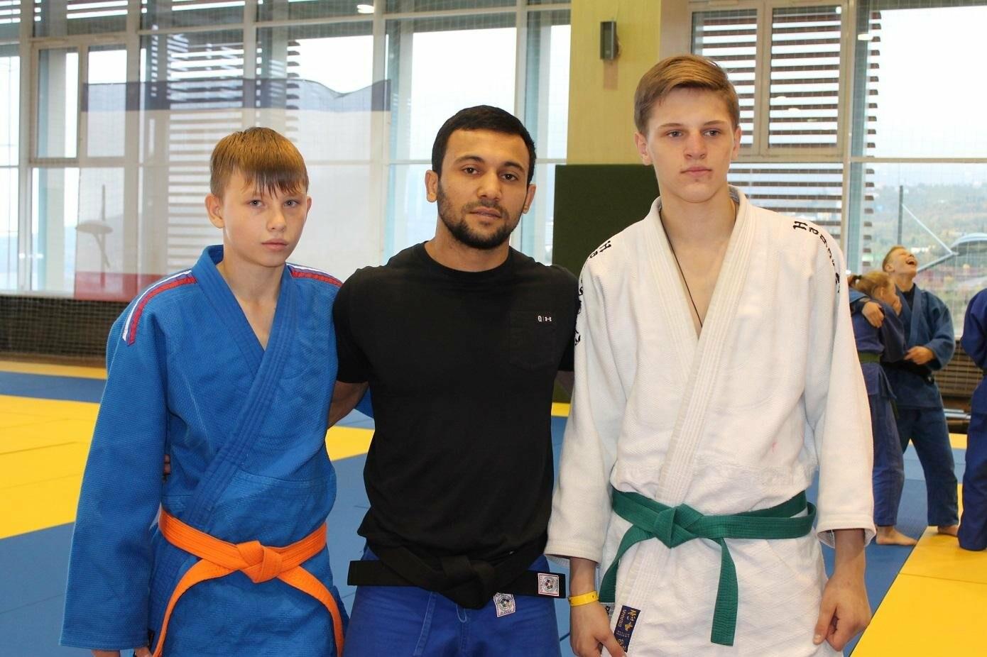 «Артек» принимает чемпионов России по дзюдо, фото-1