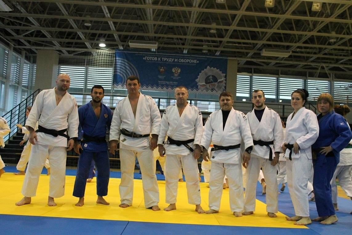 «Артек» принимает чемпионов России по дзюдо, фото-3