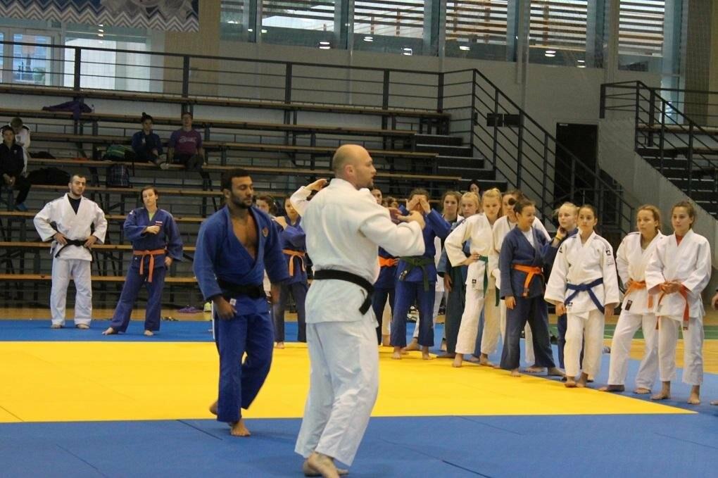 «Артек» принимает чемпионов России по дзюдо, фото-2