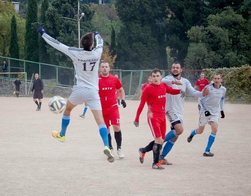 Чемпионат Ялты по футболу стартовал!, фото-2