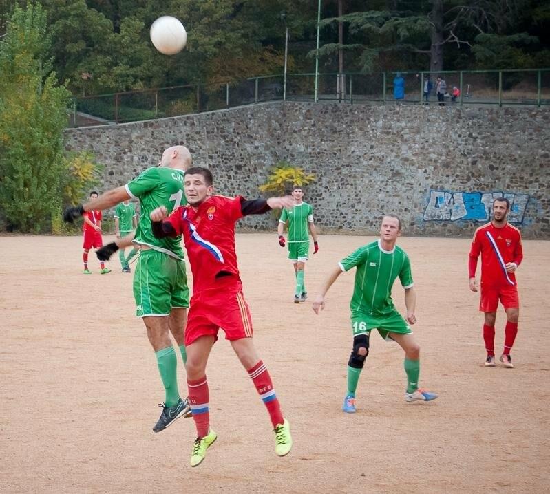 Чемпионат Ялты по футболу стартовал!, фото-3