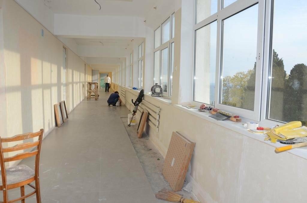 Симеизская школа обновляет свой облик, фото-1