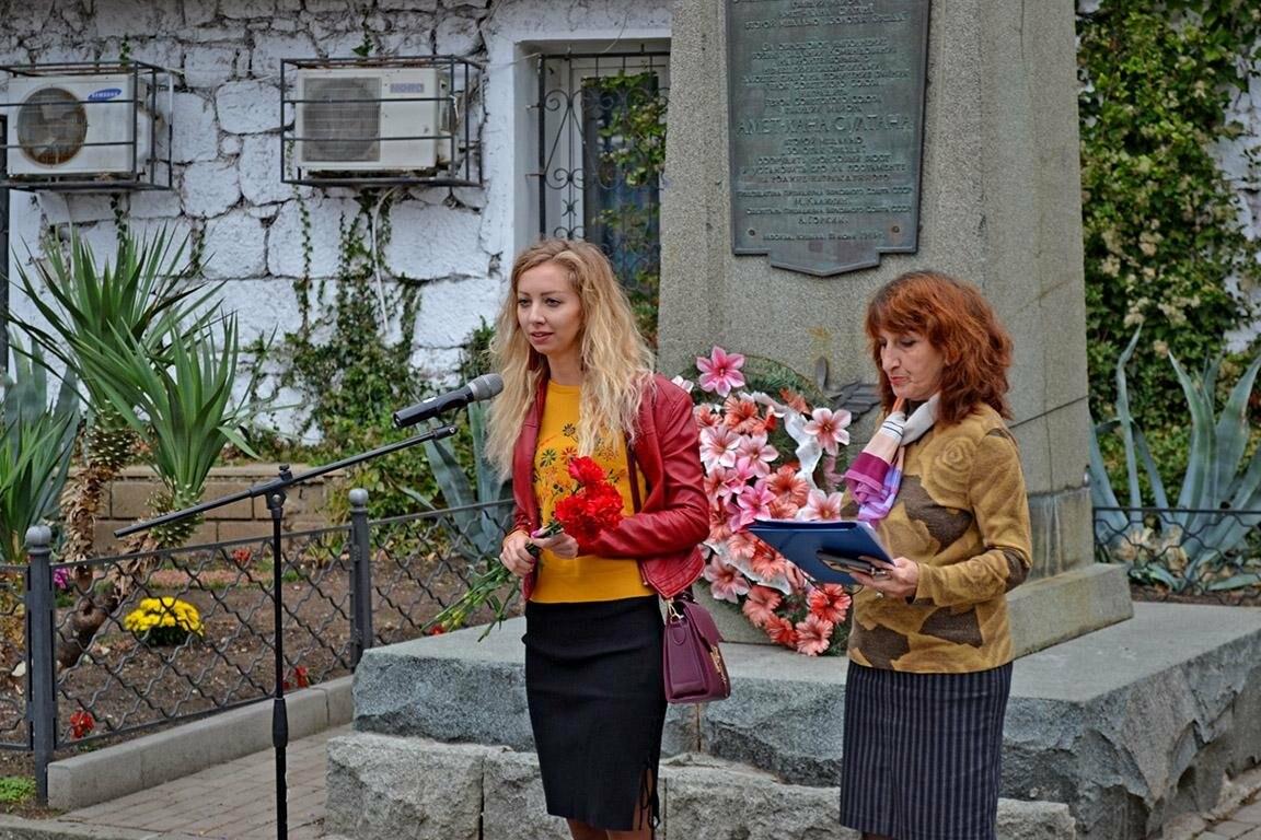 В Алупке отметили годовщину со дня рождения Амет-Хана Султана, фото-5
