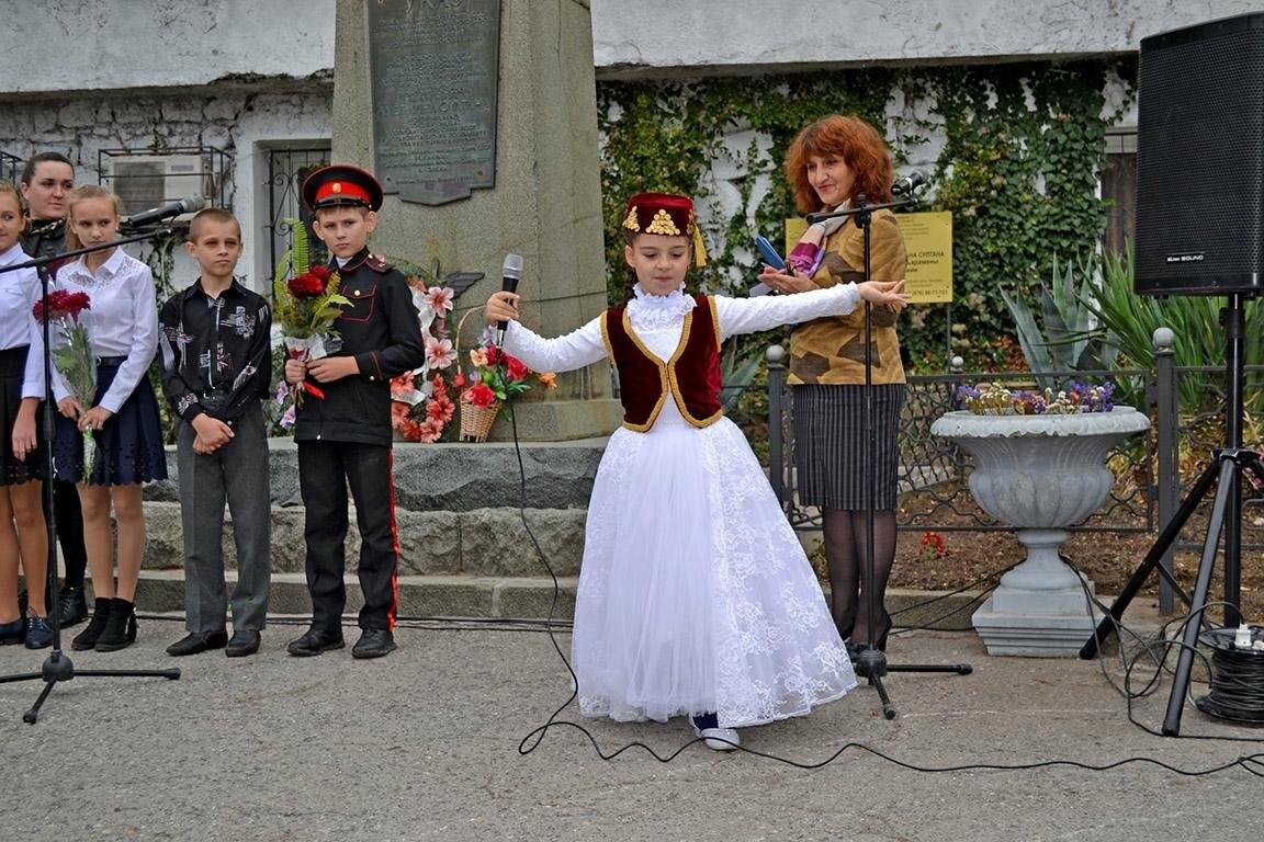 В Алупке отметили годовщину со дня рождения Амет-Хана Султана, фото-7