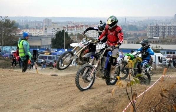 Ялтинцы выиграли две золотые медали на мотокроссе в Симферополе, фото-5