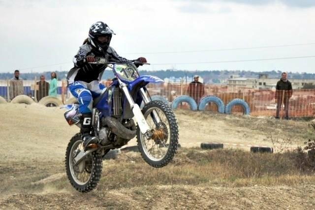 Ялтинцы выиграли две золотые медали на мотокроссе в Симферополе, фото-4