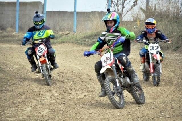 Ялтинцы выиграли две золотые медали на мотокроссе в Симферополе, фото-3