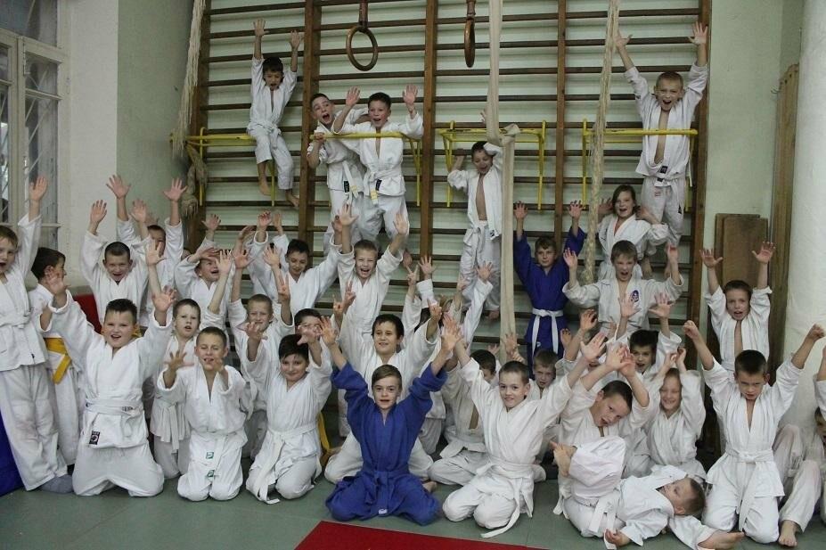 Всемирный День дзюдо в Гаспре отметили учебной тренировкой, фото-1