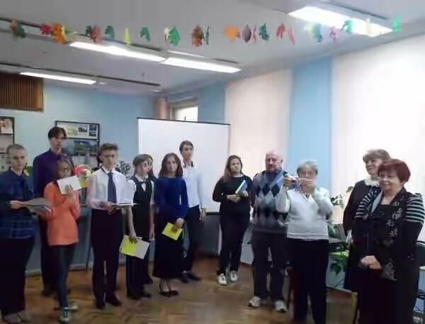 В Ялте состоялся городской конкурс юных чтецов, фото-2