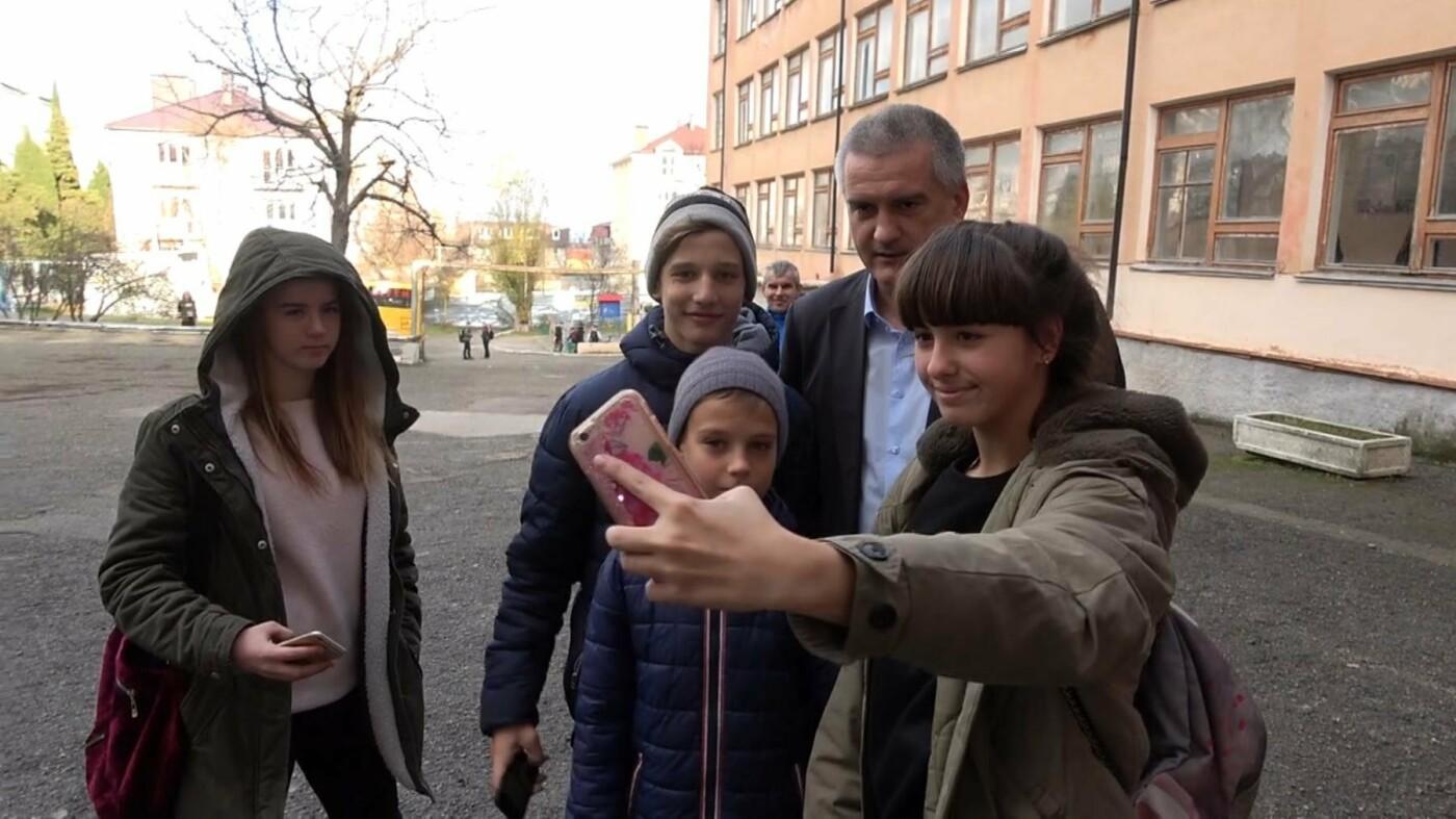 Сергей Аксёнов с рабочей поездкой посетил Ялтинский регион, фото-4