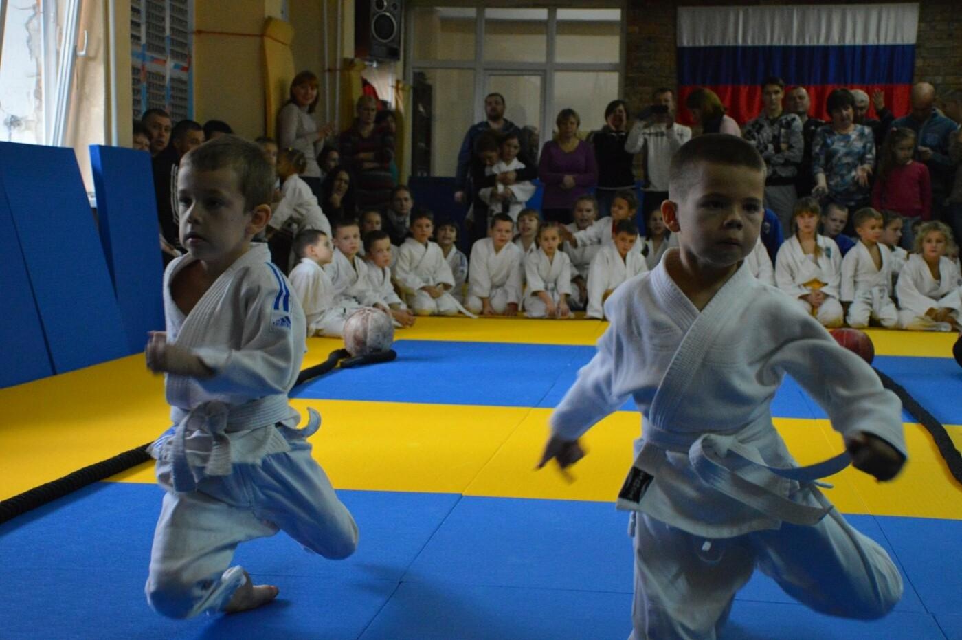 Ялтинская федерация дзюдо провела в Массандре спортивное мероприятие, фото-1