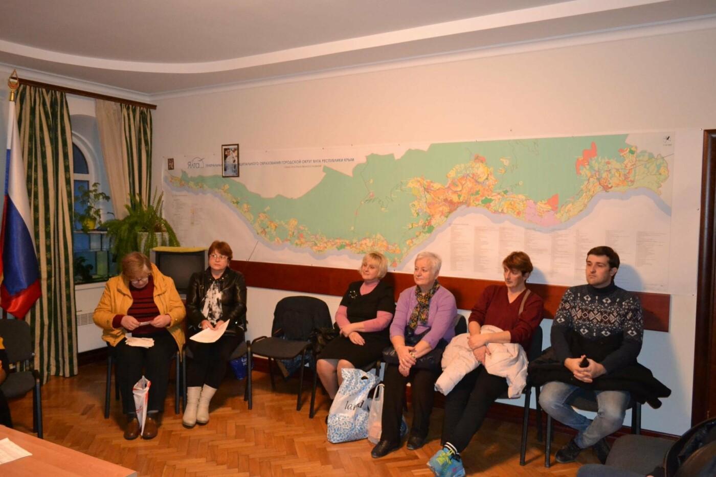 В Алупке прошло заседание первичной партийной организации, фото-2