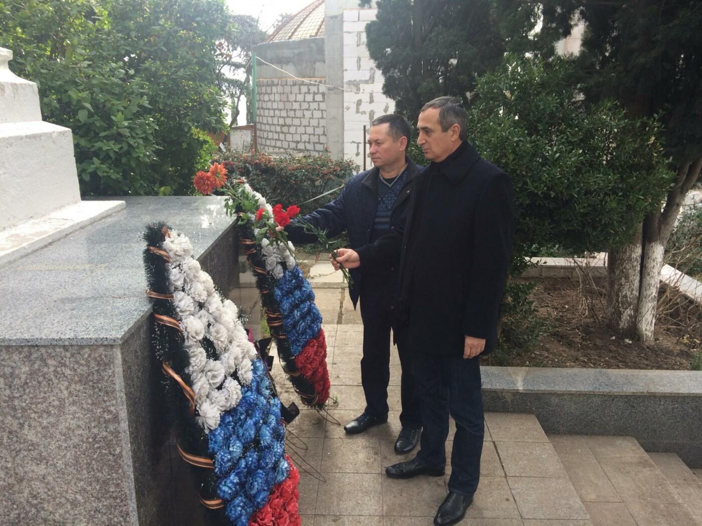 В Кореизе и Алупке почтили память неизвестного солдата, фото-2