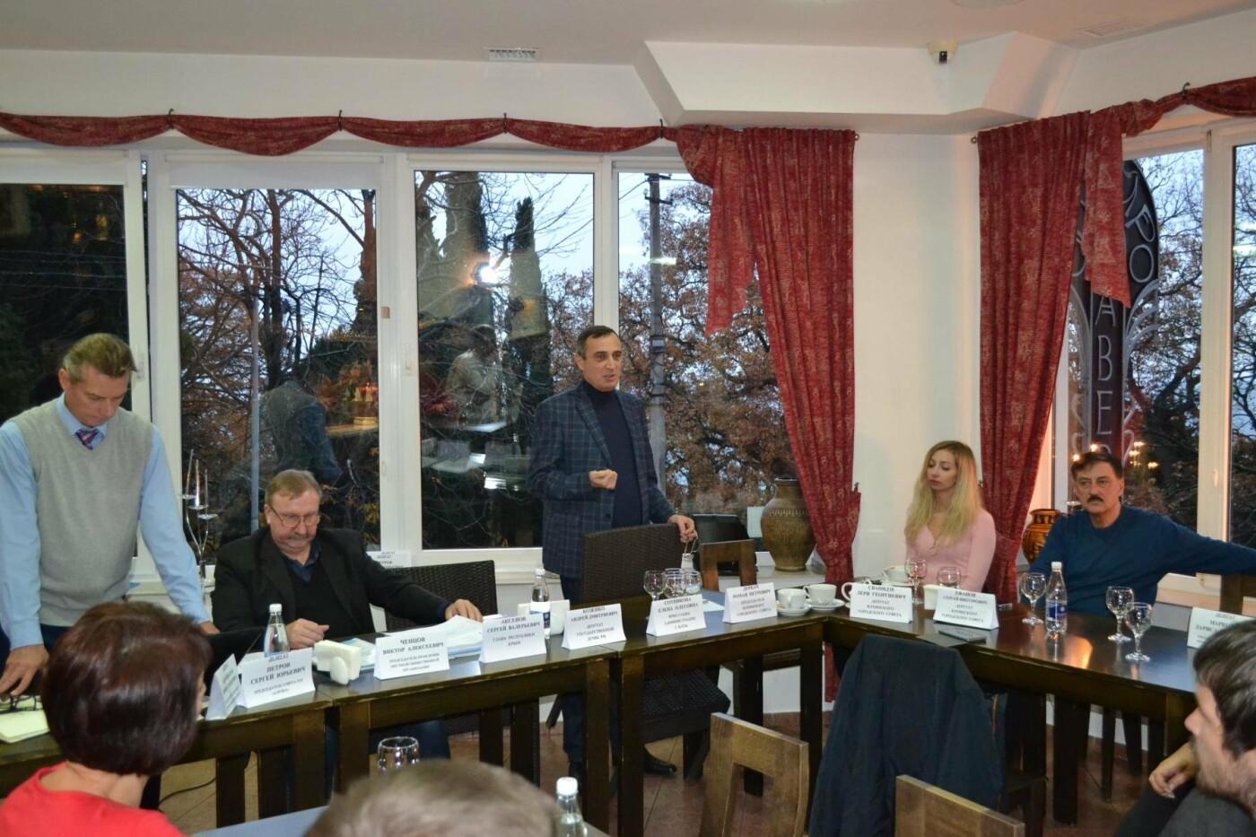 В Алупке прошла вторая конференция «Территориального общественного совета Алупки», фото-3