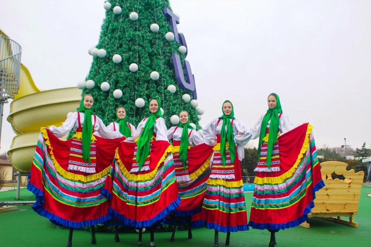 Новый год и Рождество для ялтинских ребят, фото-1