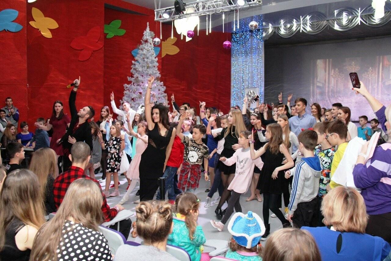 Новый год и Рождество для ялтинских ребят, фото-5