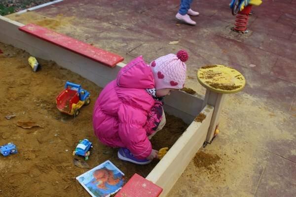 В Ялте открылась новая детская площадка, фото-1